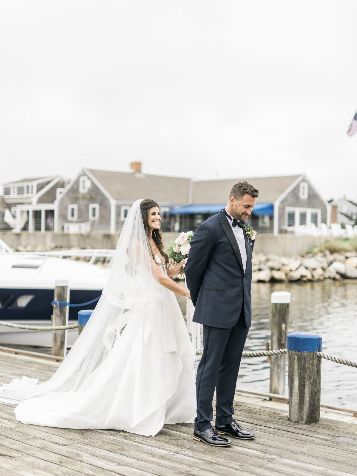 unique wedding planner on Cape Cod at unique coastal wedding venues