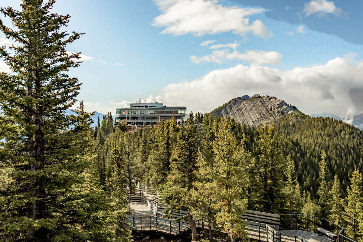 Banff Wedding Venue - Banff Gondola & Sky Bistro-15