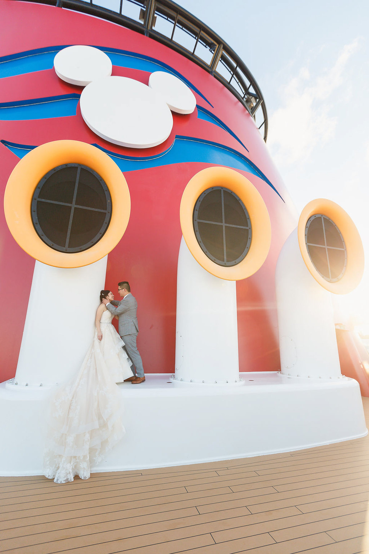Disney-Cruise-Bride-Disney-Dream-On-Board-Wedding-Nassau-Bahamas-Jessica-Lea-IMG-850