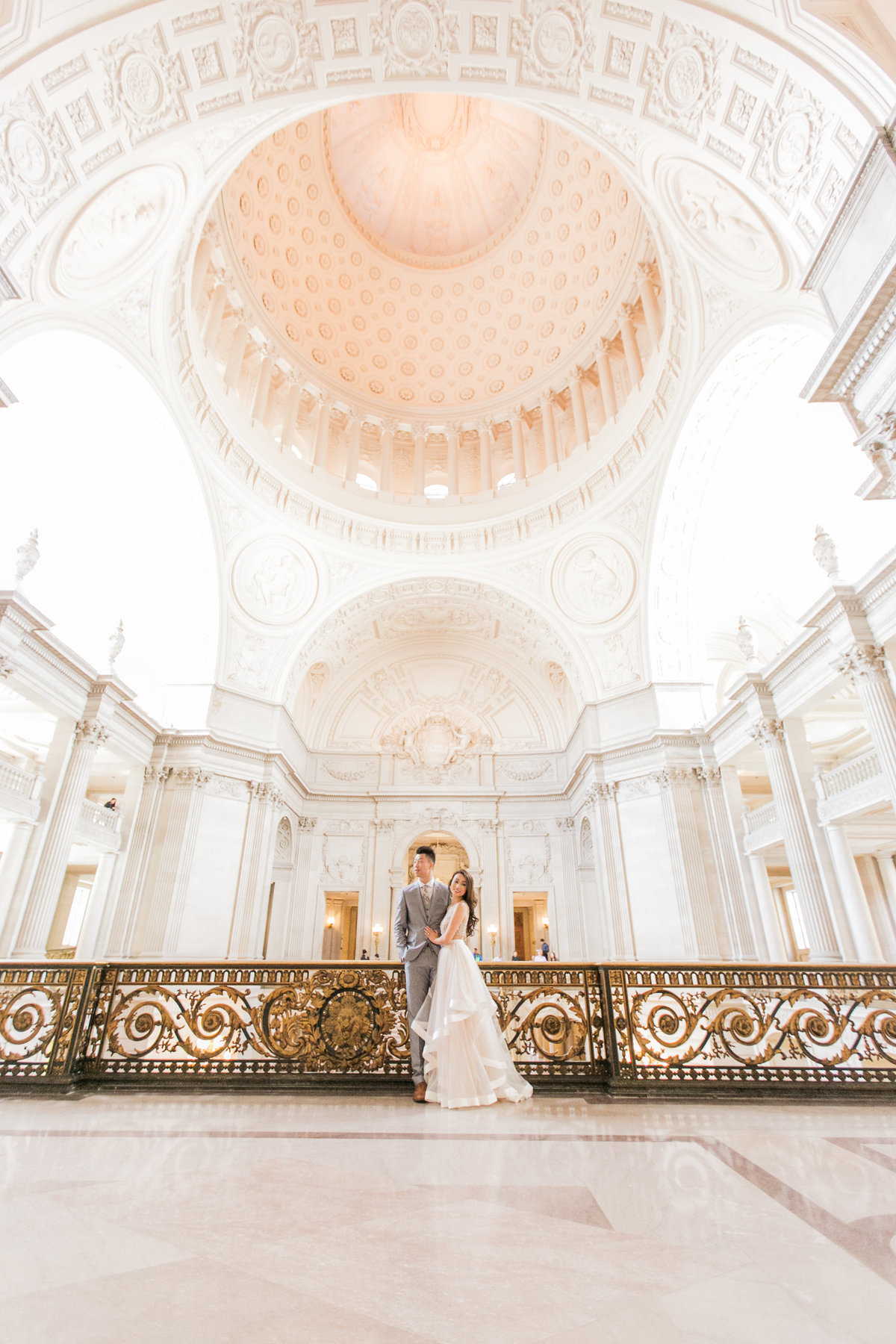 San Francisco Beaux Arts Wedding Venue