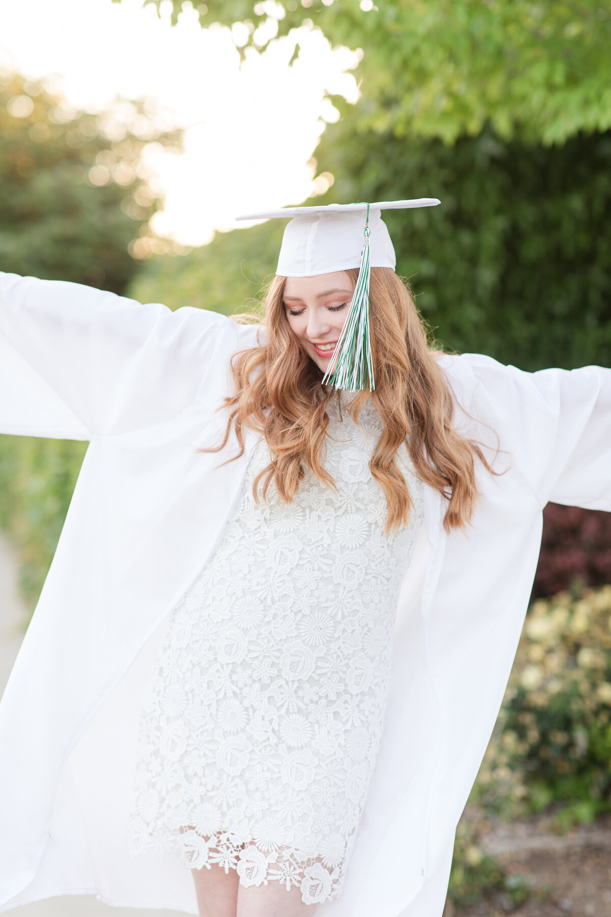 Mikayla Cap & Gown 2020 _7