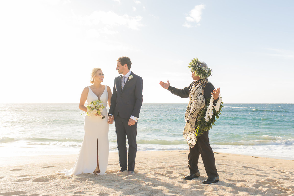 Maui Destination Wedding photography on the beach
