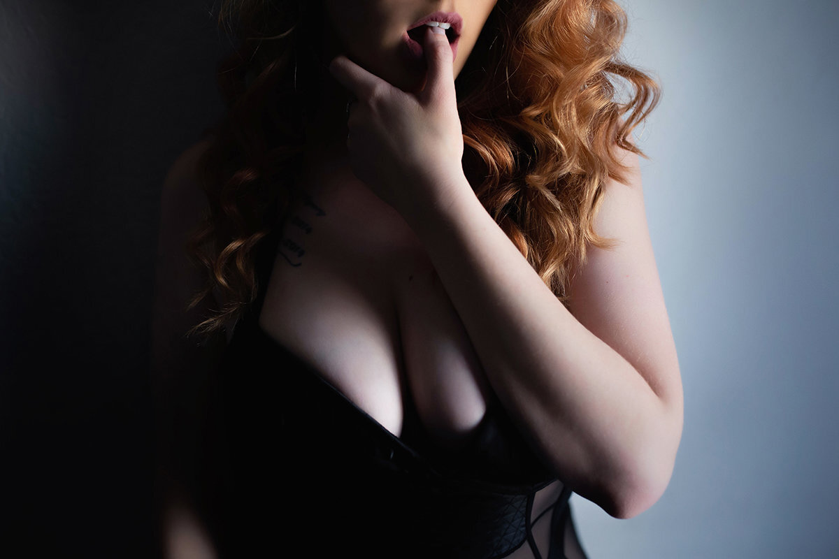 Oklahoma City Boudoir Photographer