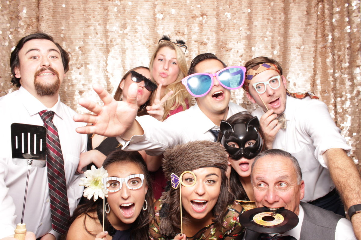 NJ photo booth weddings