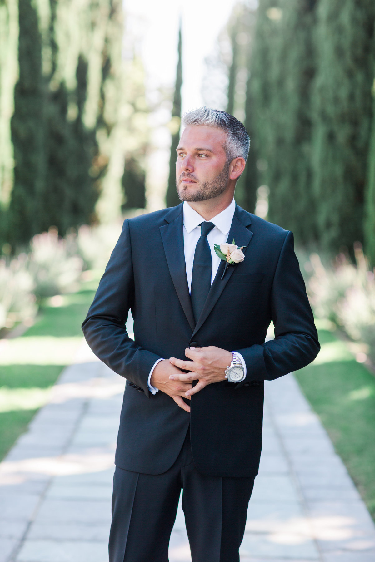 Greystone_Mansion_Intimate_Black_Tie_Wedding_Valorie_Darling_Photography - 73 of 206