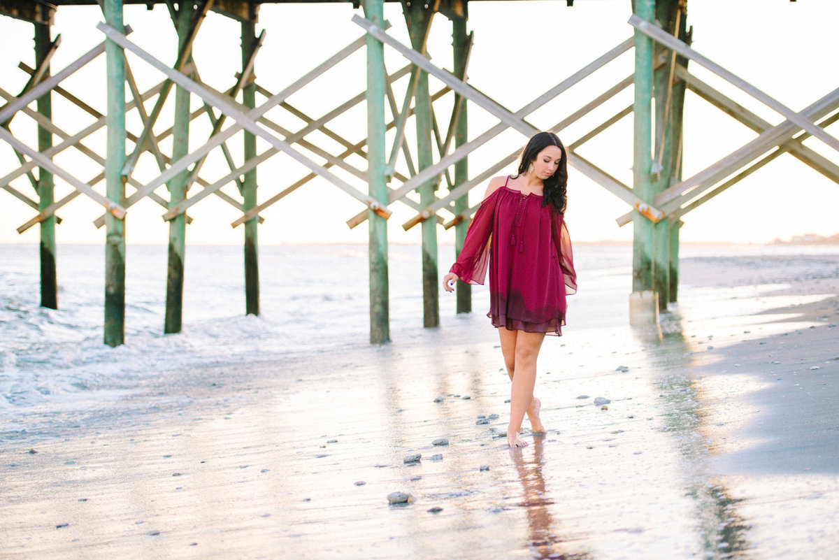 Myrtle Beach High School Senior Portrait Photography