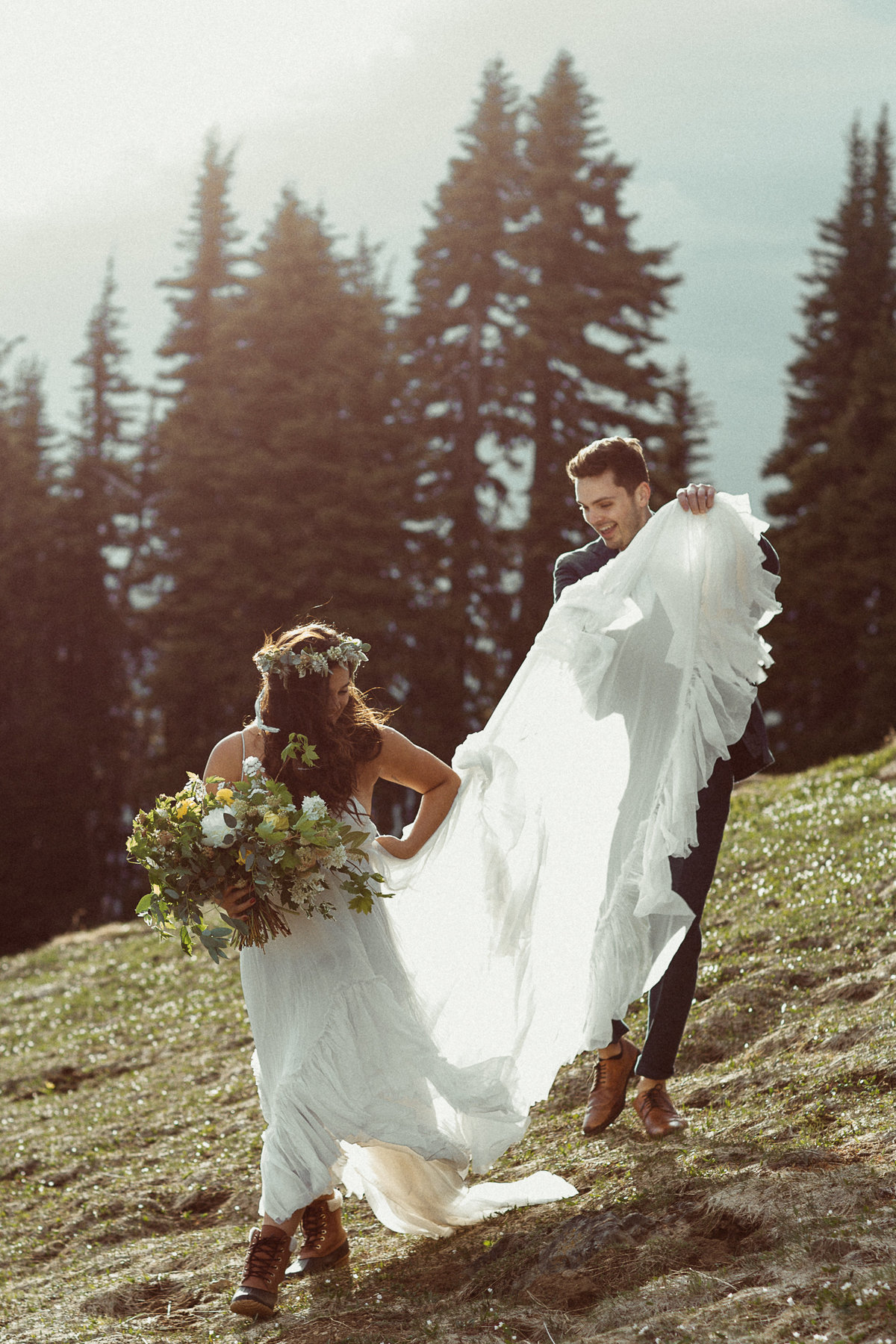 Olympic National Park Wedding Photographer