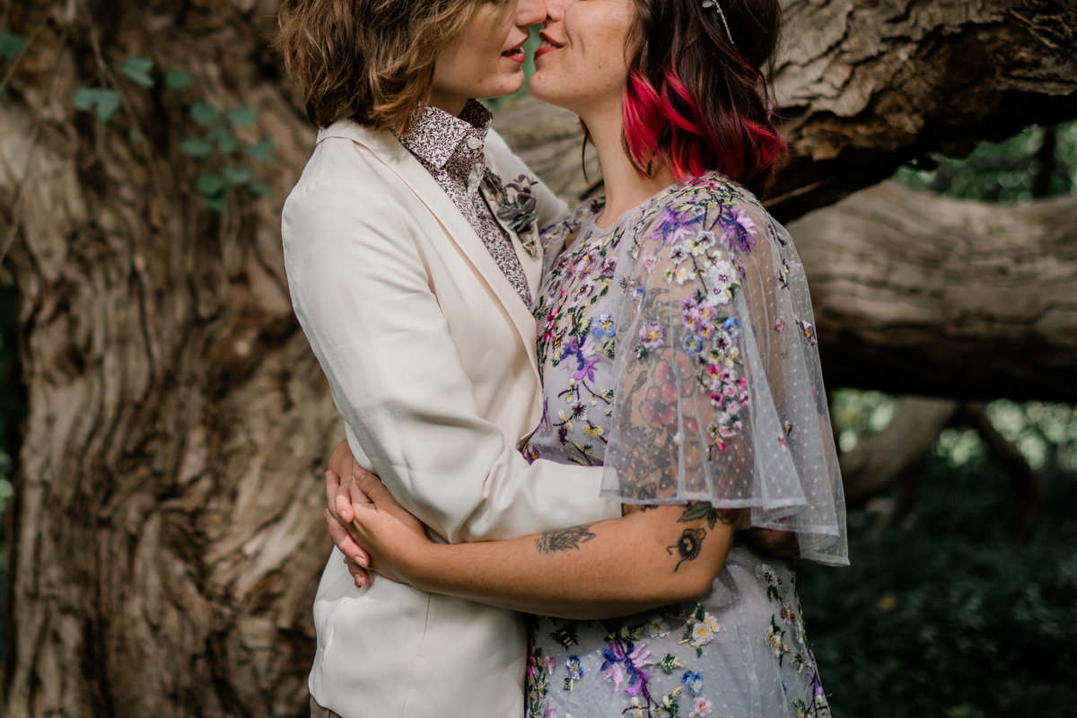 Claire and Rachel Pre Elopement LGBTQ friendly Cincinnati Wedding Photographers-18