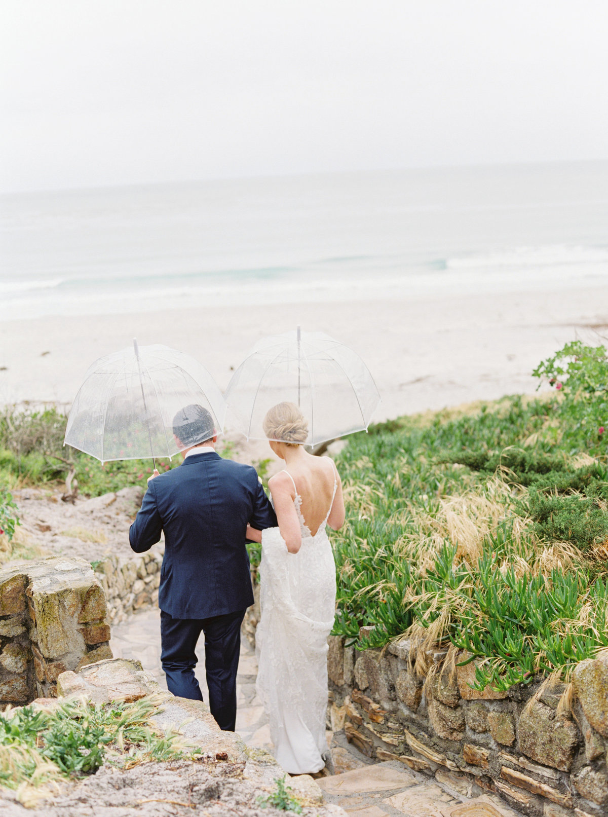 Ashley + Josh La Playa Carmel Wedding | Cassie Valente Photography 0120