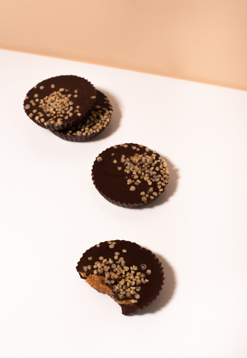 justin's almond butter dark chocolate cups