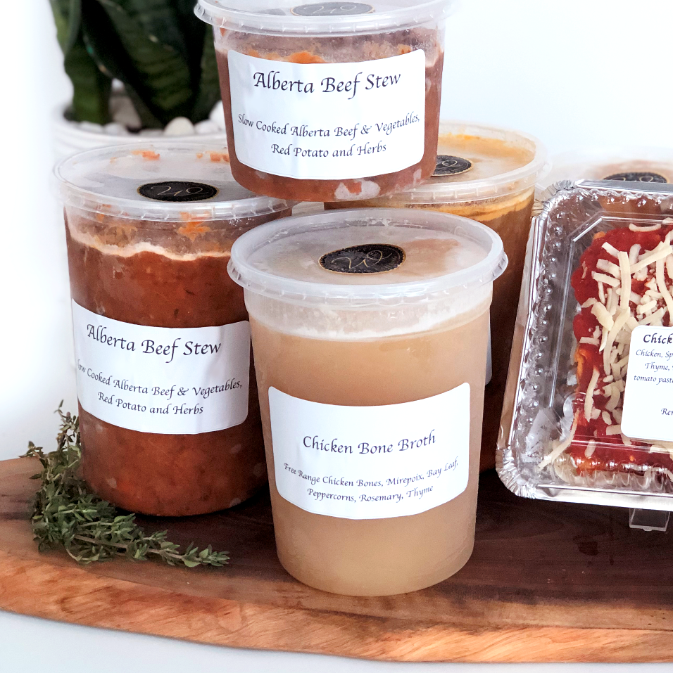 Whippt Kitchen Bone Broth