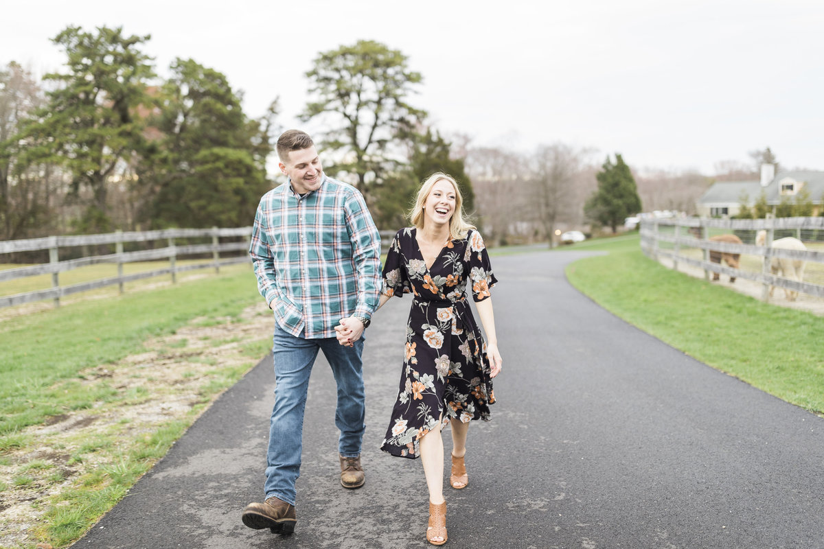 Wall NJ Engagement Photographer