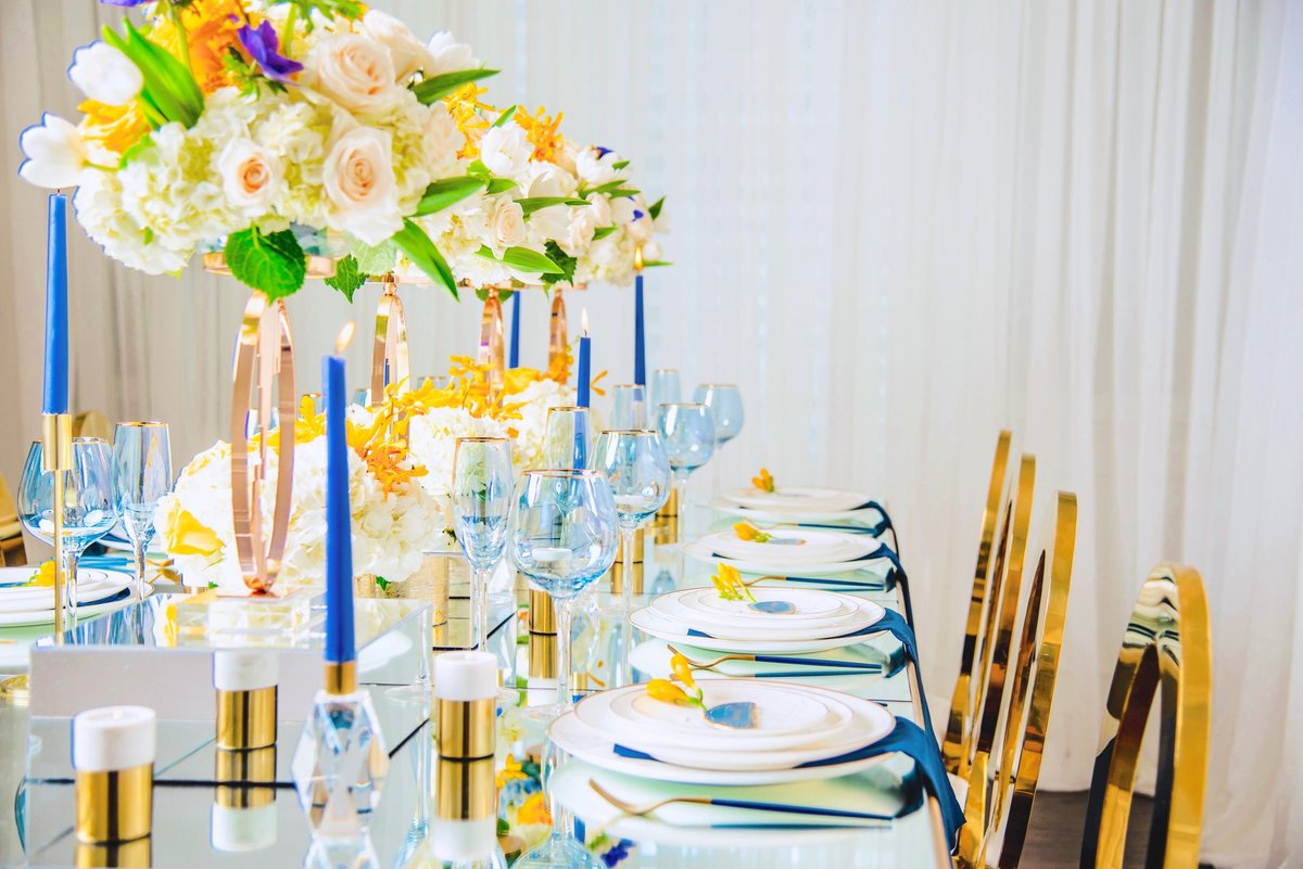 SG3 Events Wedding Tablescape 12