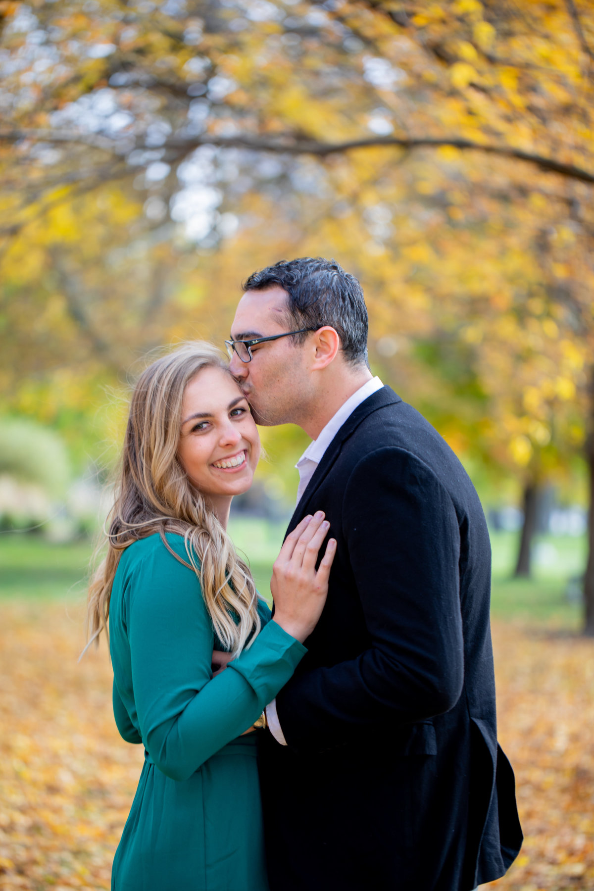 Indianapolis Engagement