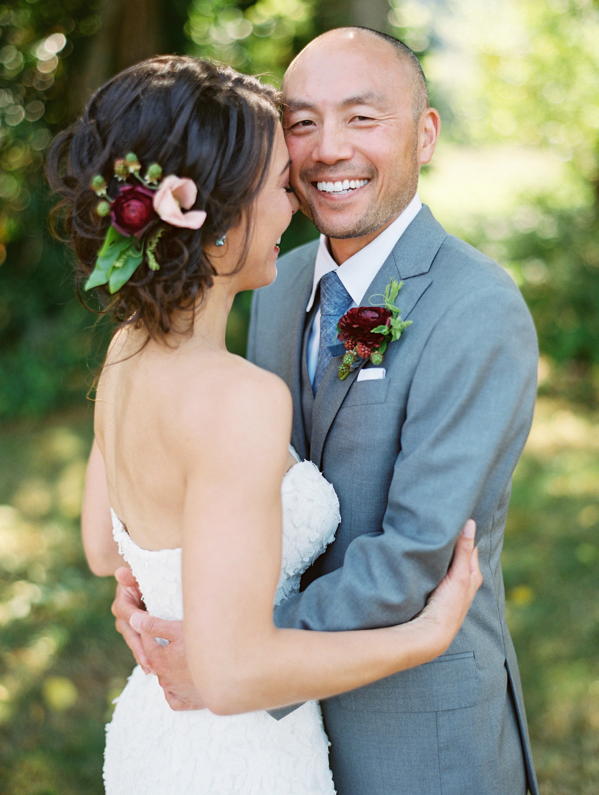 Bonnie Sen Wedding Oregon Destination