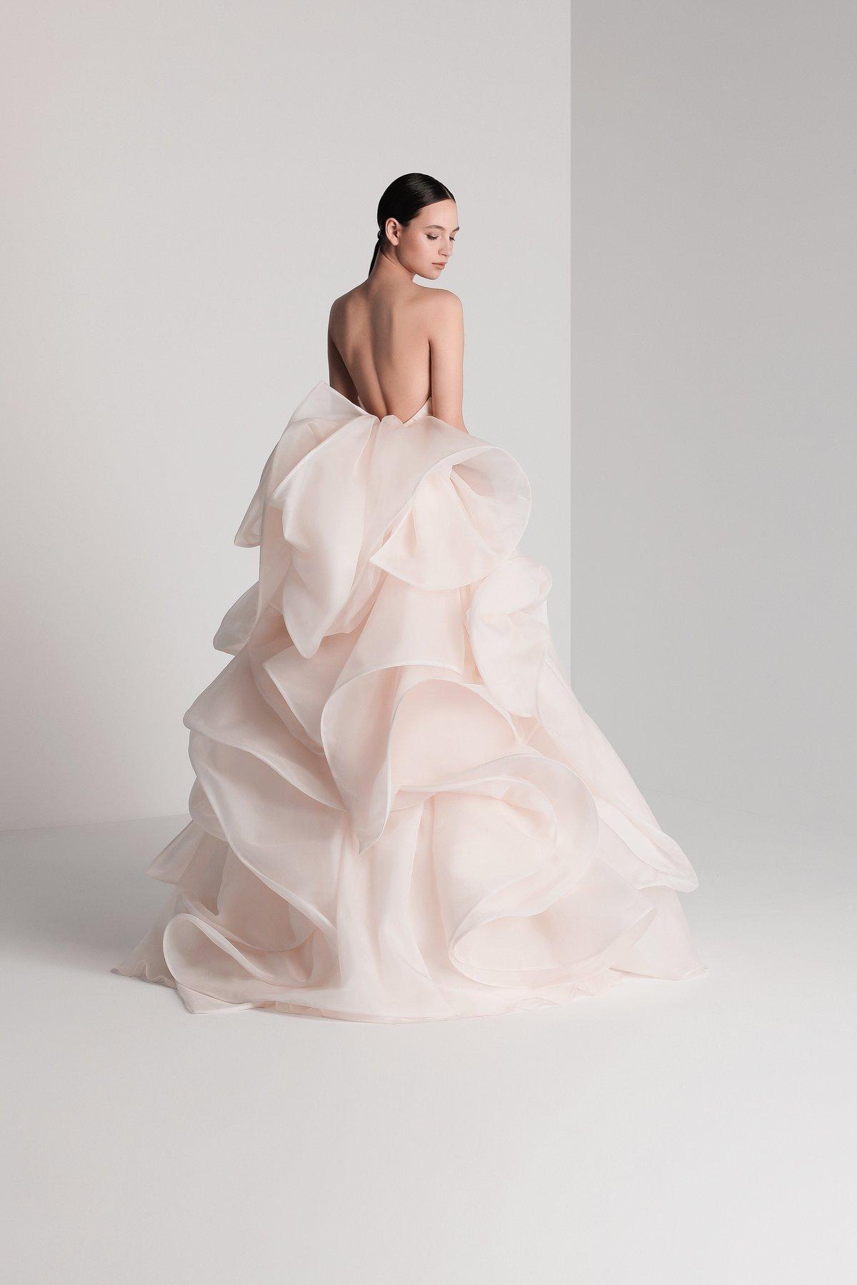 Abiti Da Sposa Antonio Riva.Antonio Riva Bridal Gown Dress Designer Jessica Haley Bridal