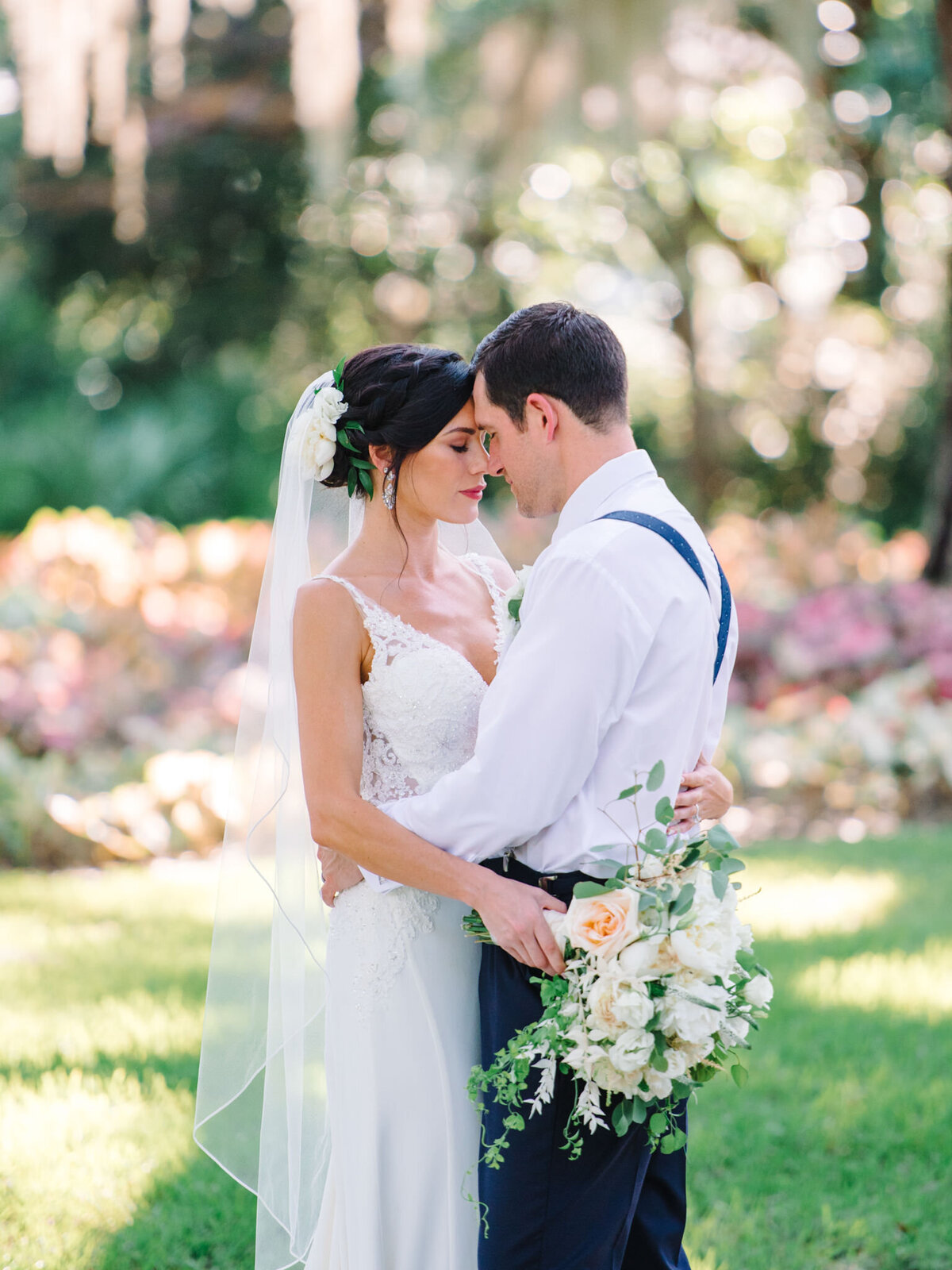 Brookgreen Gardens Wedding Pictures by Top Pawleys Island Wedding Photographer-24