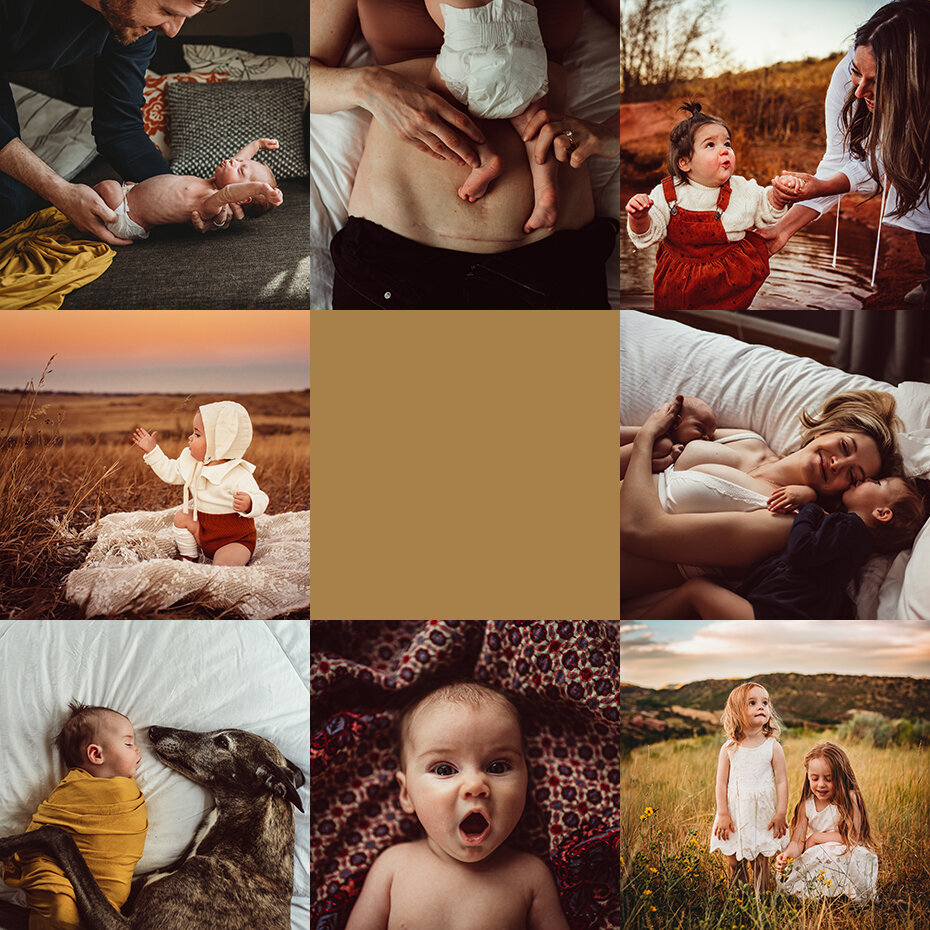 Mia Gorrell is a photographer in Denver, CO that specializes in maternity, family and newborn photography