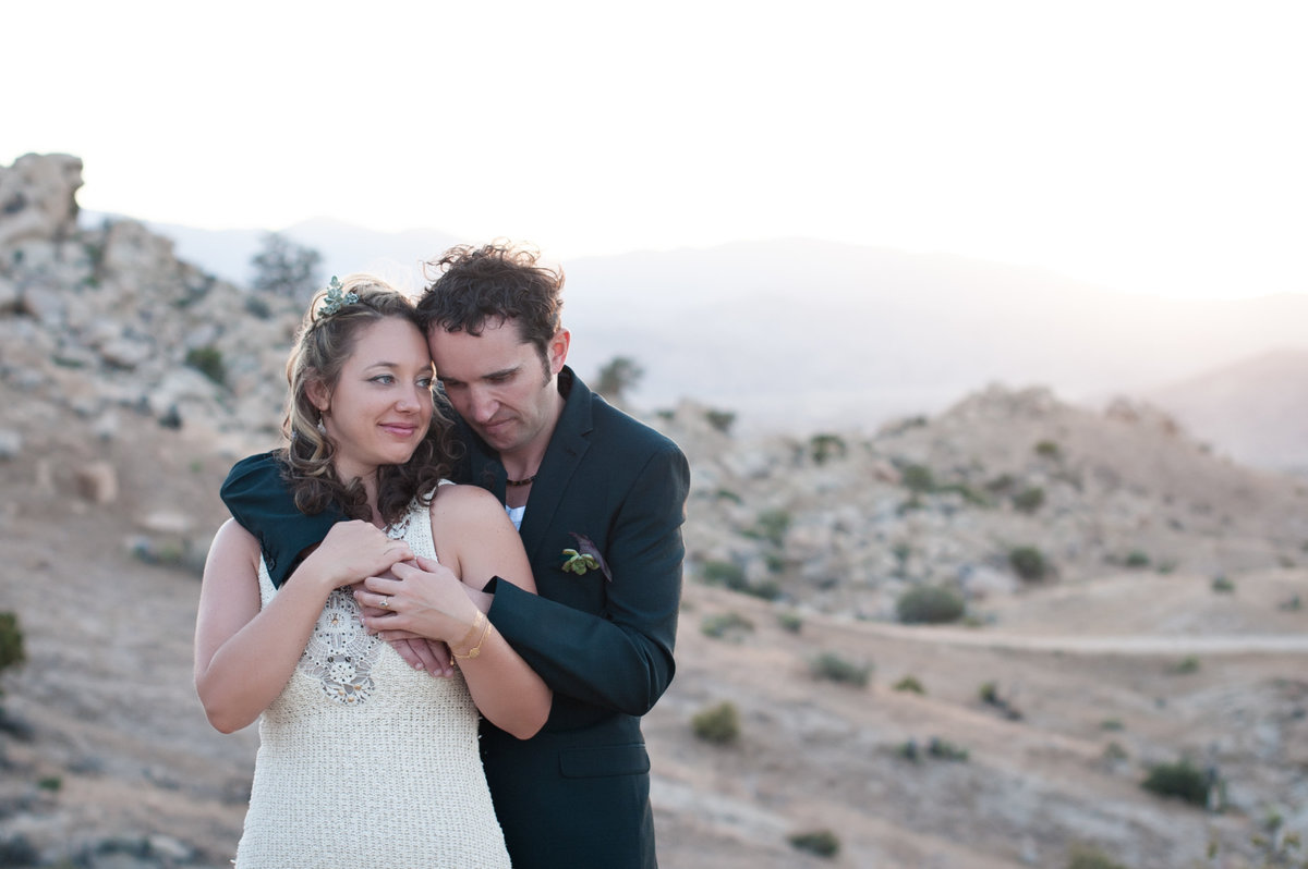 Destination Wedding Photography Joshua Tree Wedding Photography Le Haut Desert Aerie091