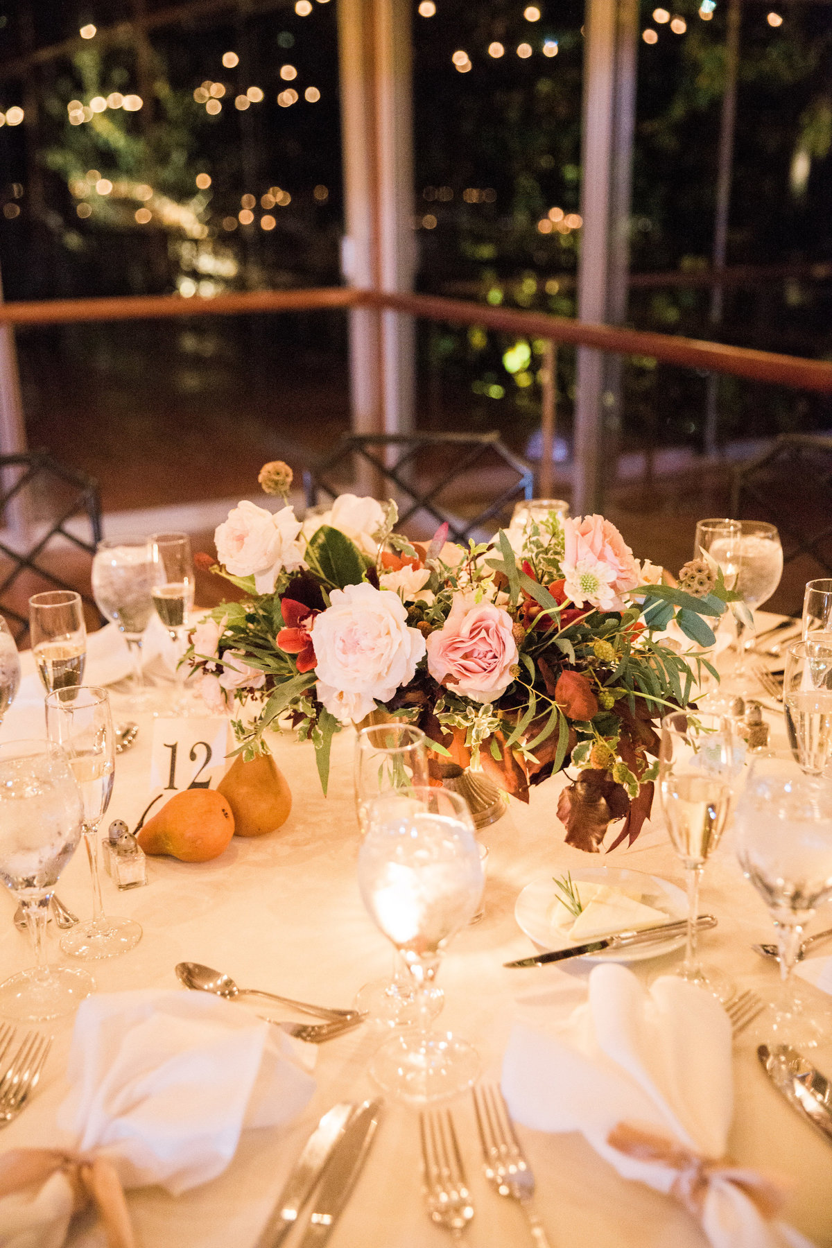 Winterthur wedding A Styled Fete centerpiece florist
