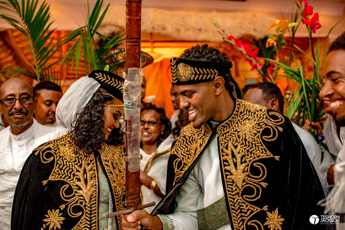 Traditional Eritrean Wedding Dallas-2