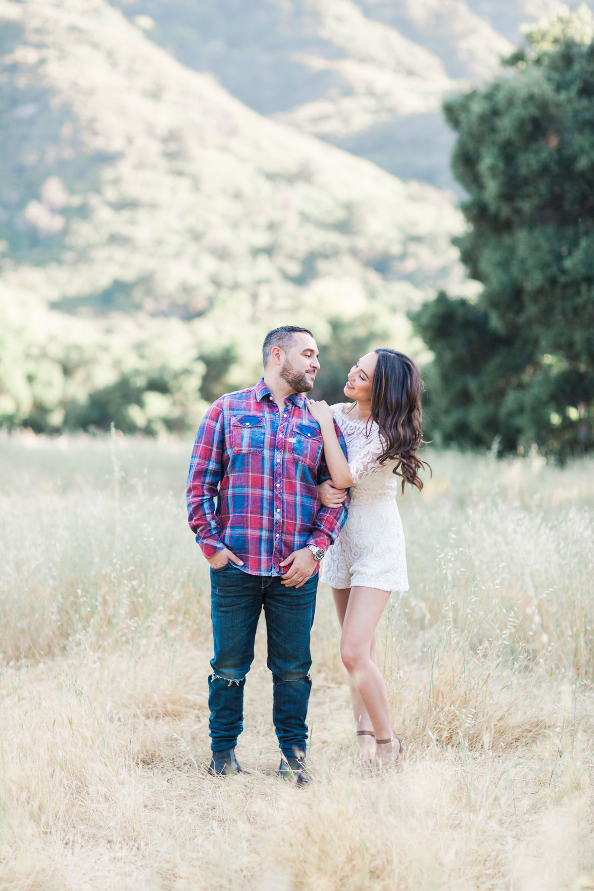 Malibu Creek State Park Engagement Session_Valorie Darling Photography-7009