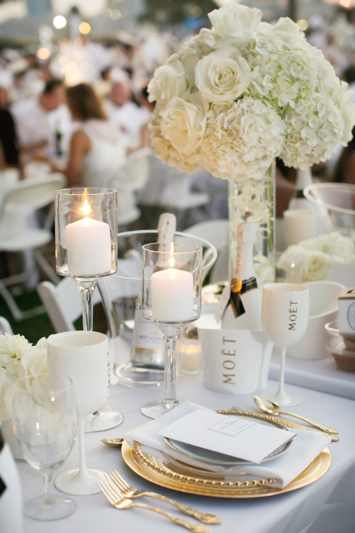 Le Diner En Blanc New York City