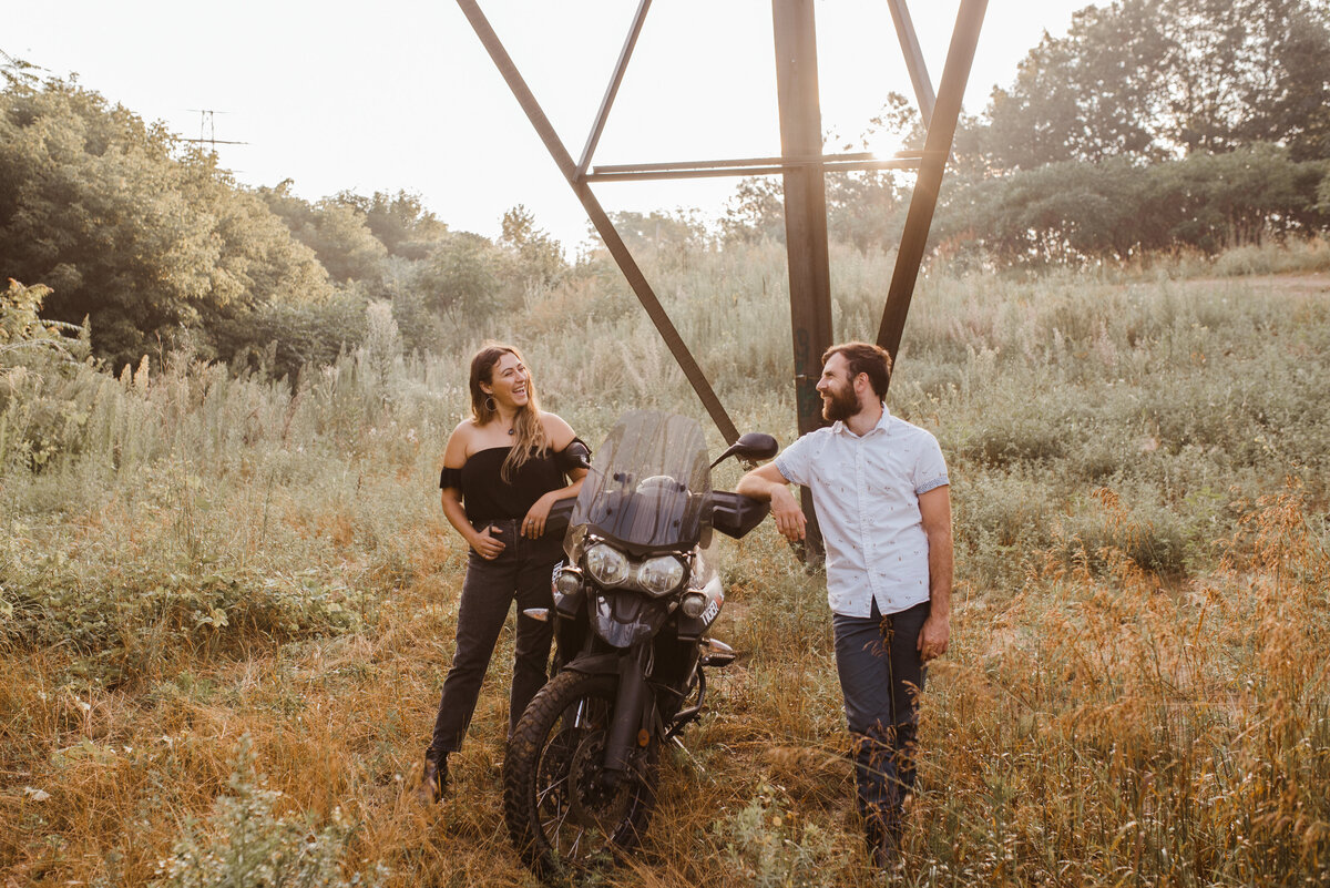 toronto-outdoor-fun-bohemian-motorcycle-engagement-couples-shoot-photography-33