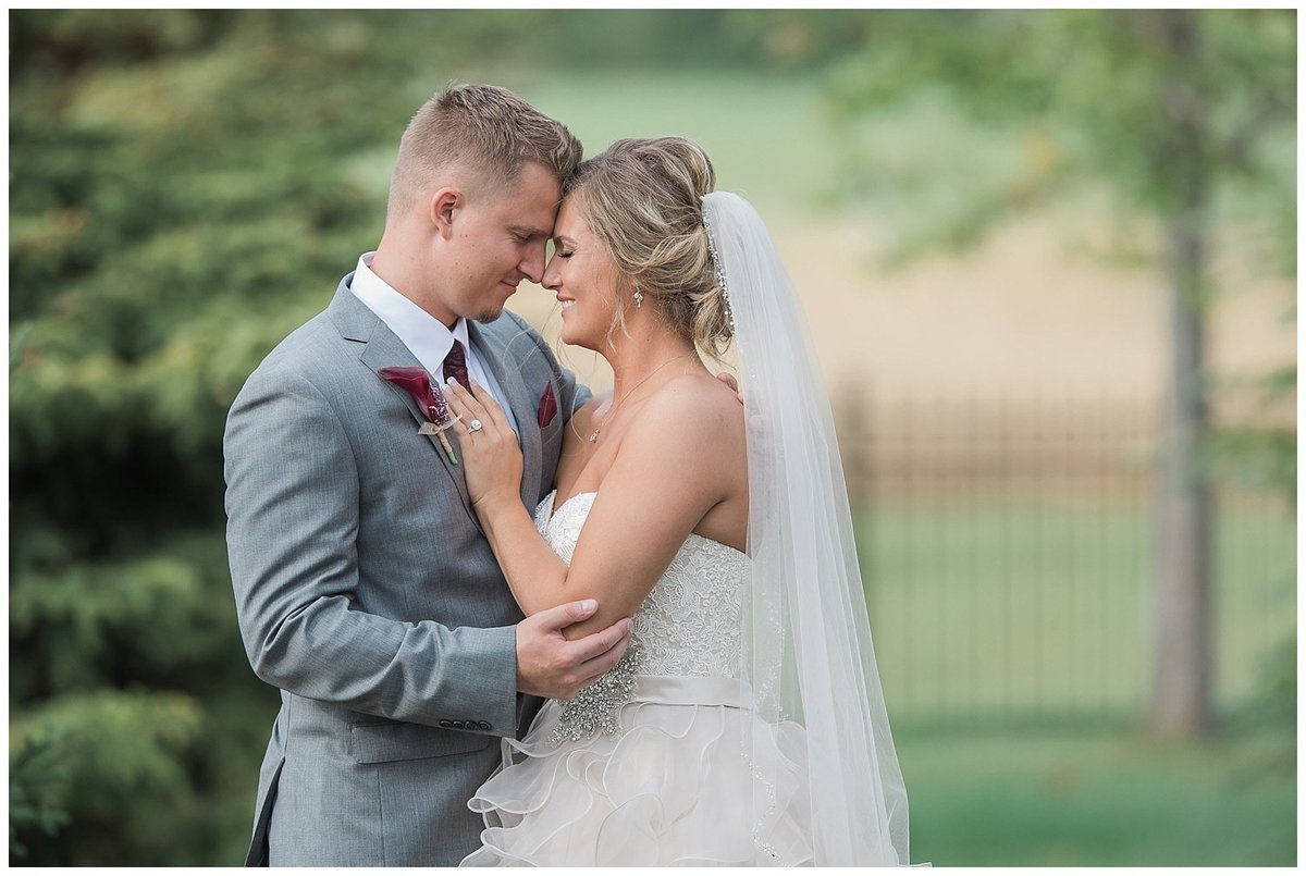 Romantic Wedding - South Dakota Wedding - Midwest Wedding_0315