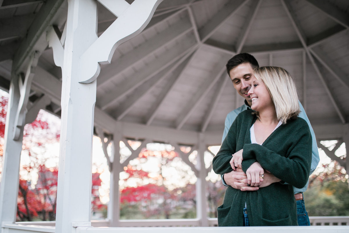 Boling Springs engagement pictures - Maria Silva Goyo