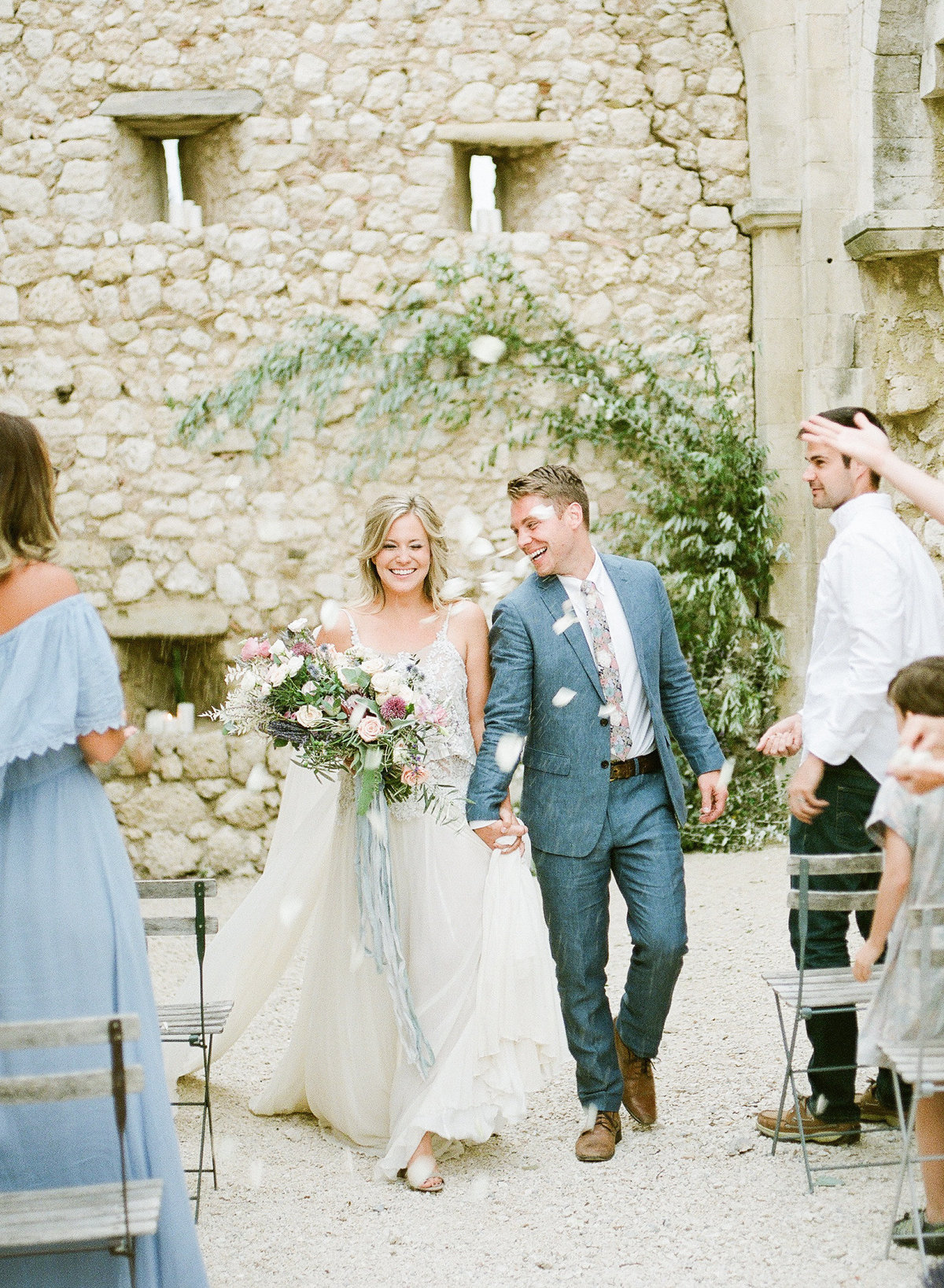 Domaine de Sarson Provence France Wedding-81