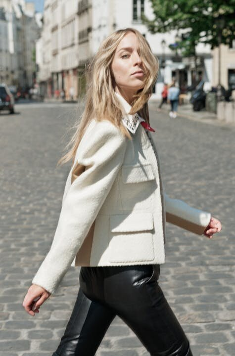 Carin Olsson, Paris In four months, trine juel, hair and makeup, Lofficiel, louis vuitton 3