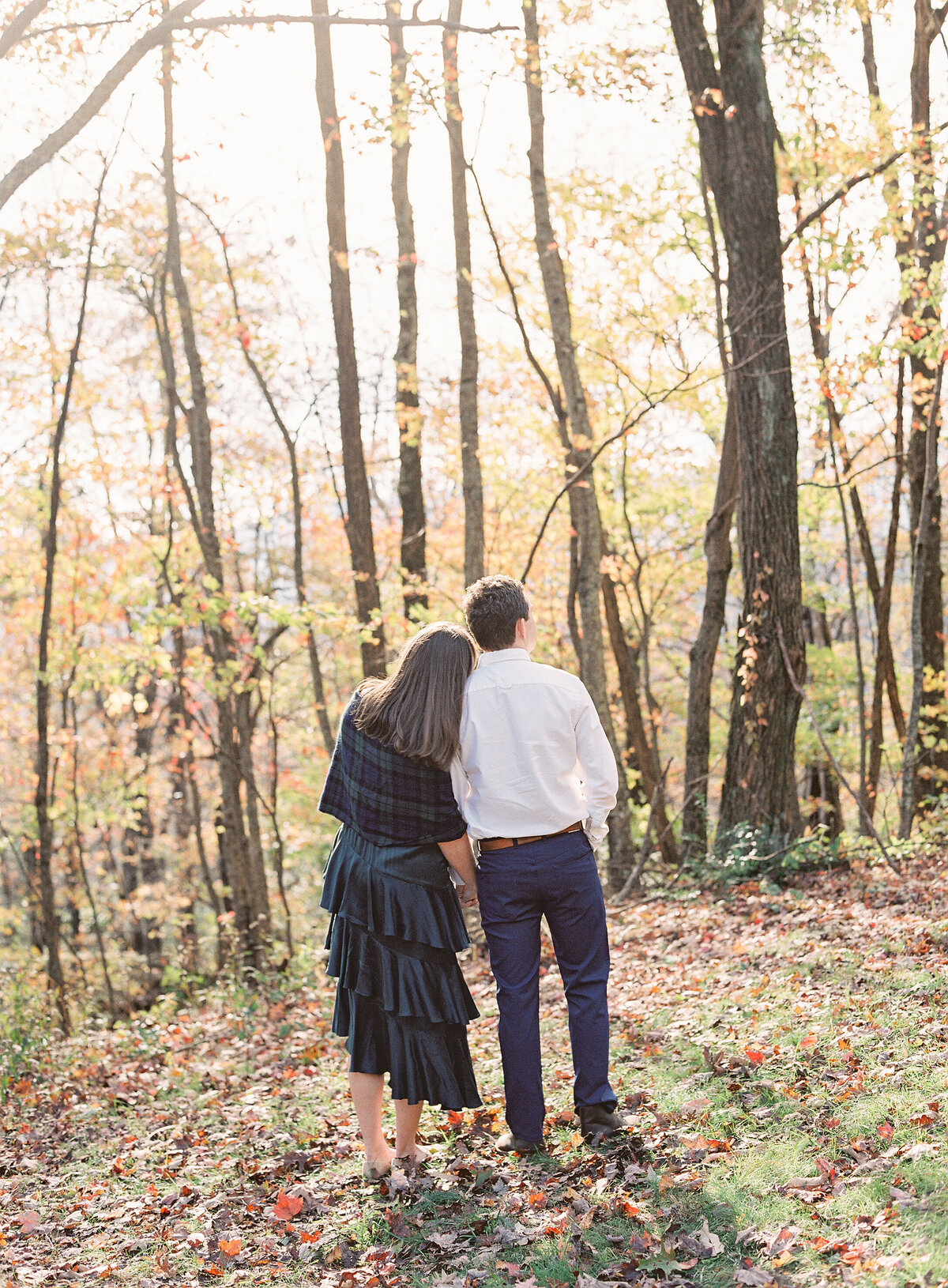 Asheville North Carolina Wedding Enagagement Photographer Blue Ridge Parkway Session-25