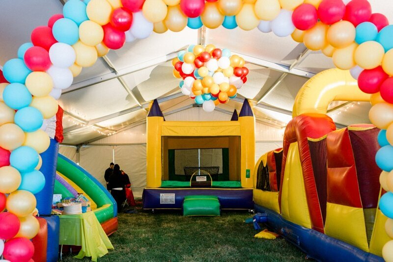 Circus Themed 1st Birthday Indianapolis Party Planner_0022