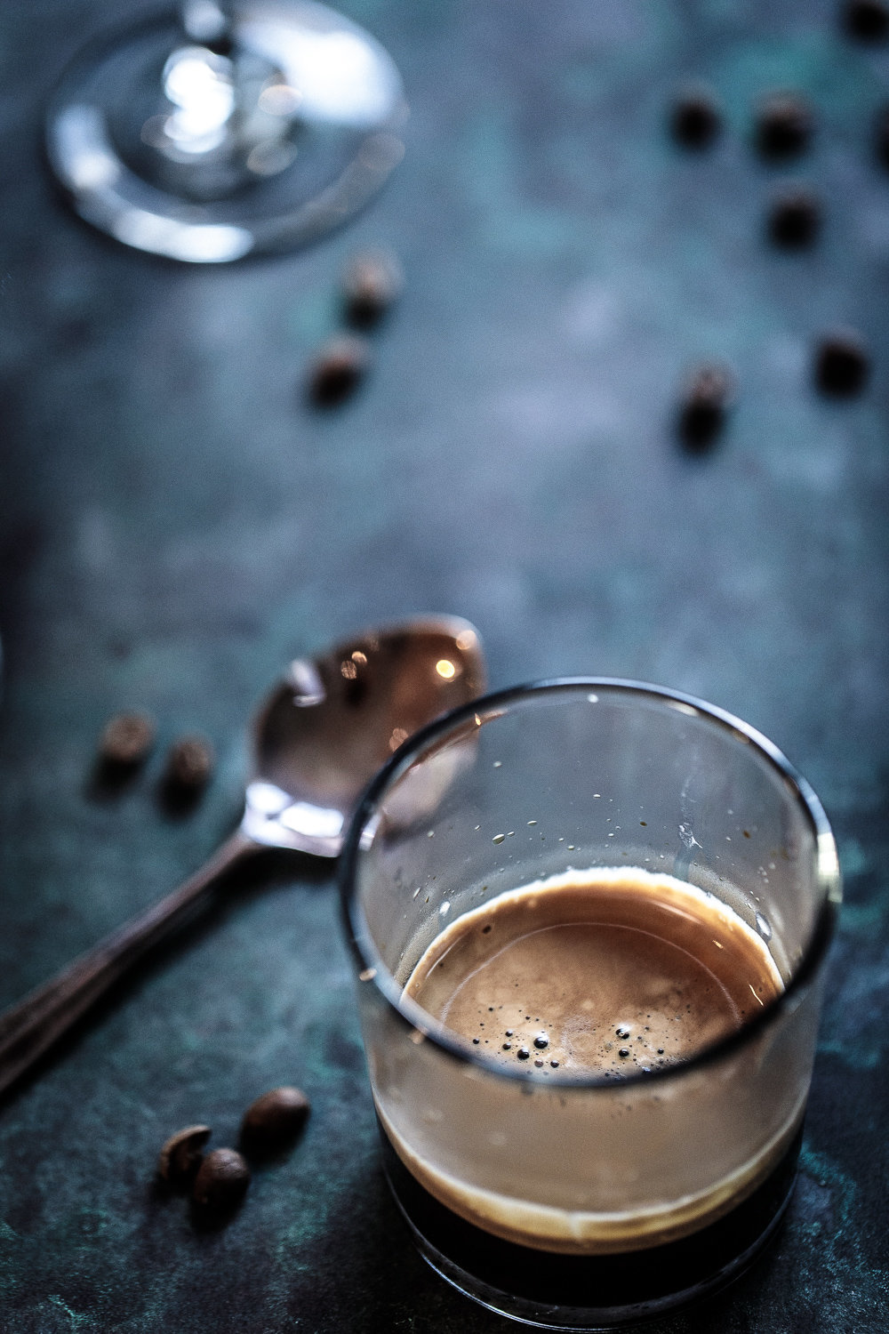 Honeycomb & Butterscotch Affogato | Anisa Sabet | The Macadames-12-12