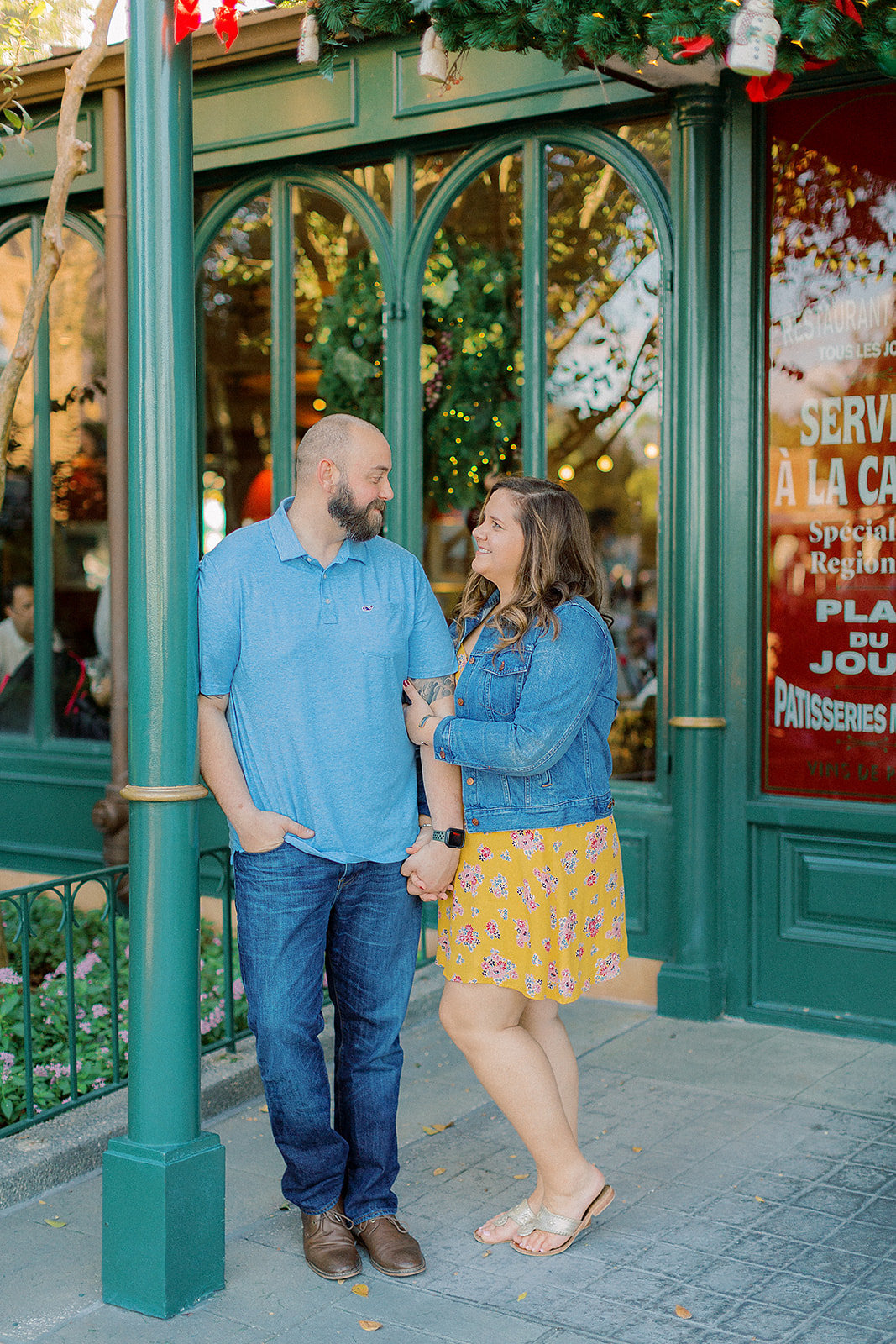 Larisa_+_Craig_Disney_Epcot_Boardwalk_Resort_Engagement_Session_Photographer_Casie_Marie_Photography-28
