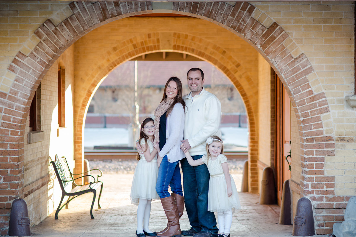 Hire Family Portrait photographer in Colorado