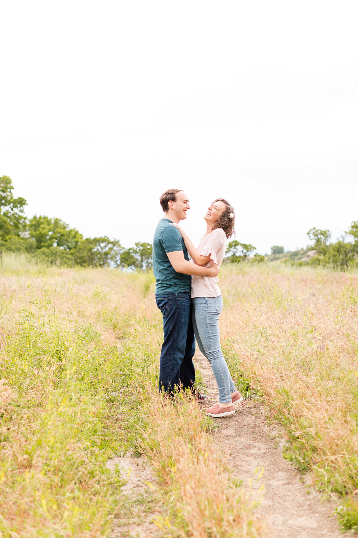 Engagement Session at Dimple Dell Regional Park-0011