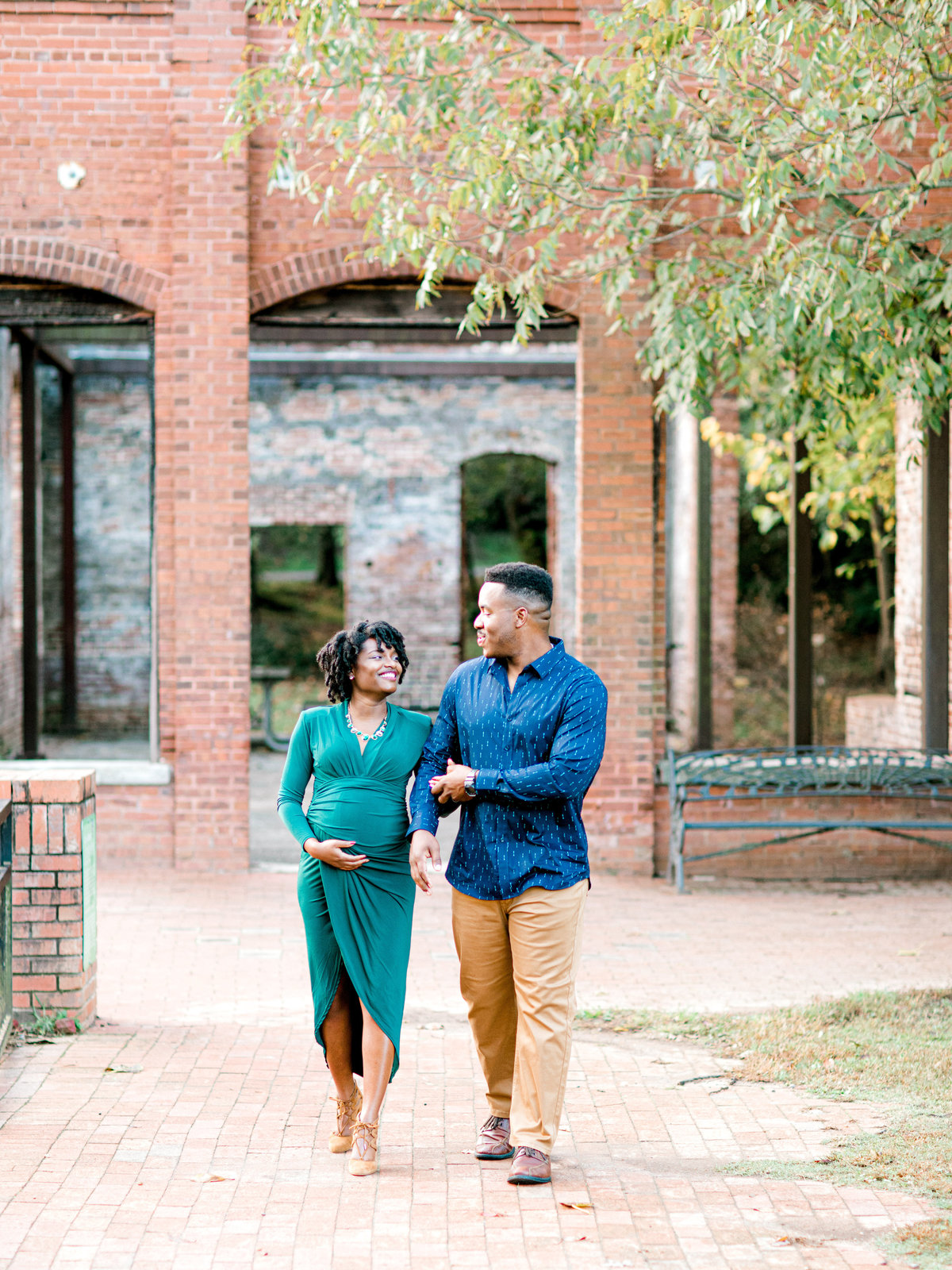Johnson Maternity Session Whittier Mill Park_updated highlights-11