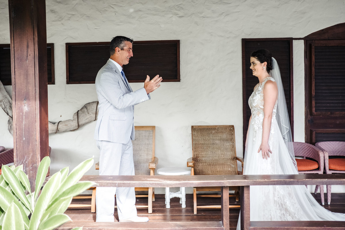Cap Maison St Lucia Destination Wedding - 068