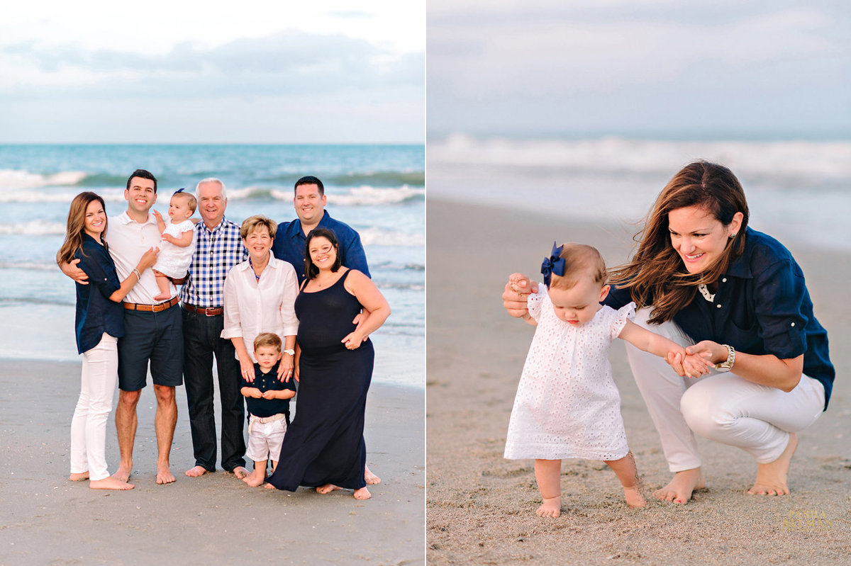 Myrtle Beach Family Photography | Family Photographers in Myrtle Beach, SC | Pasha Belman Photography | Top Family Photographers in Myrtle Beach