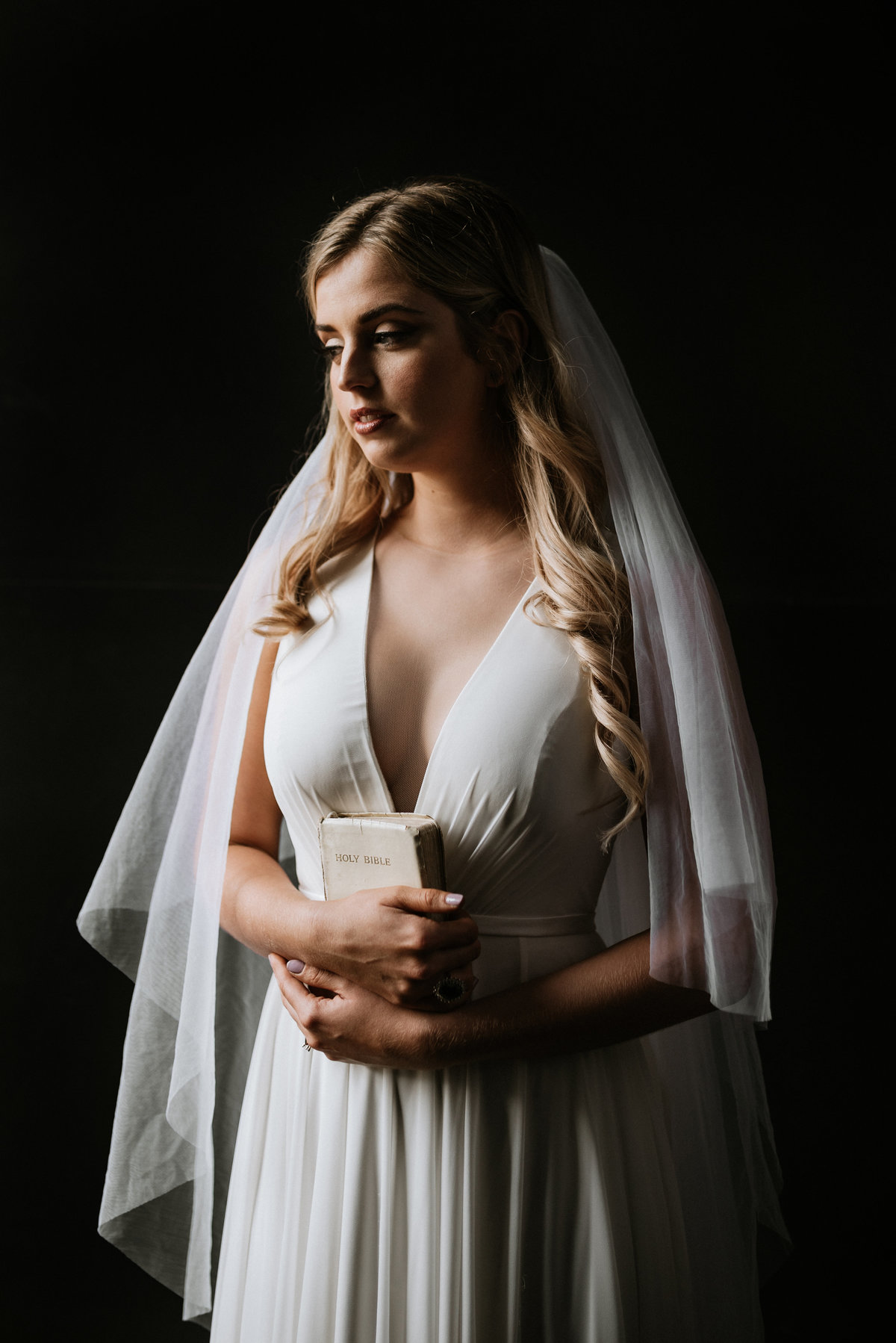 darkroom fort worth bridal session