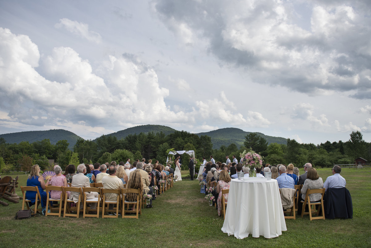 Adirondack Barn Wedding