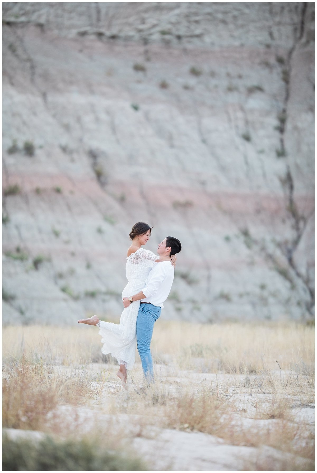Badlands Engagement Session_0346