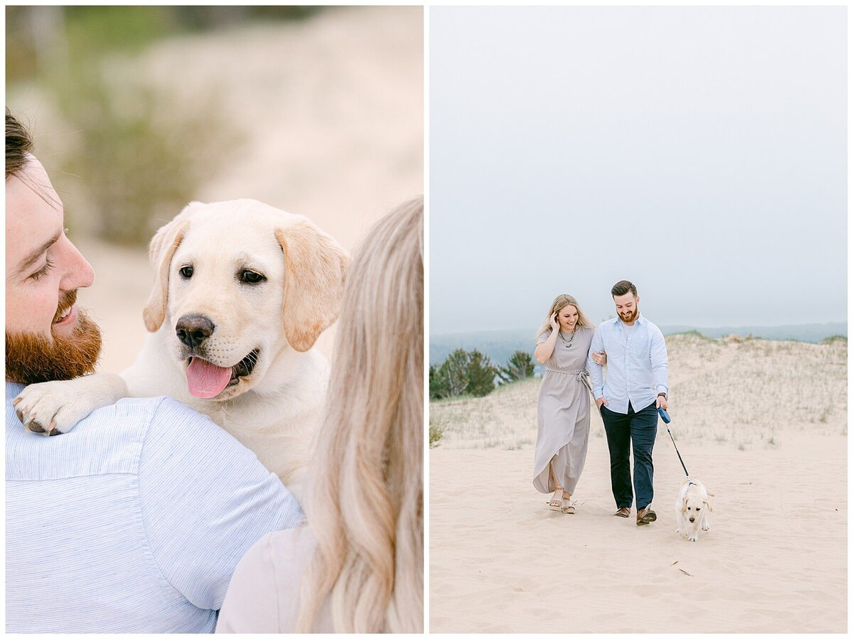 Silver Lake Sand Dune Engagement
