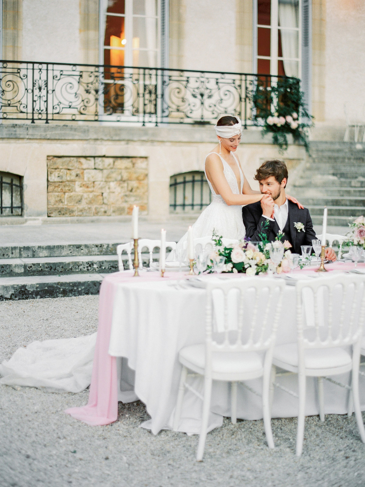 Luxurious french chateau wedding amelia soegijono0046