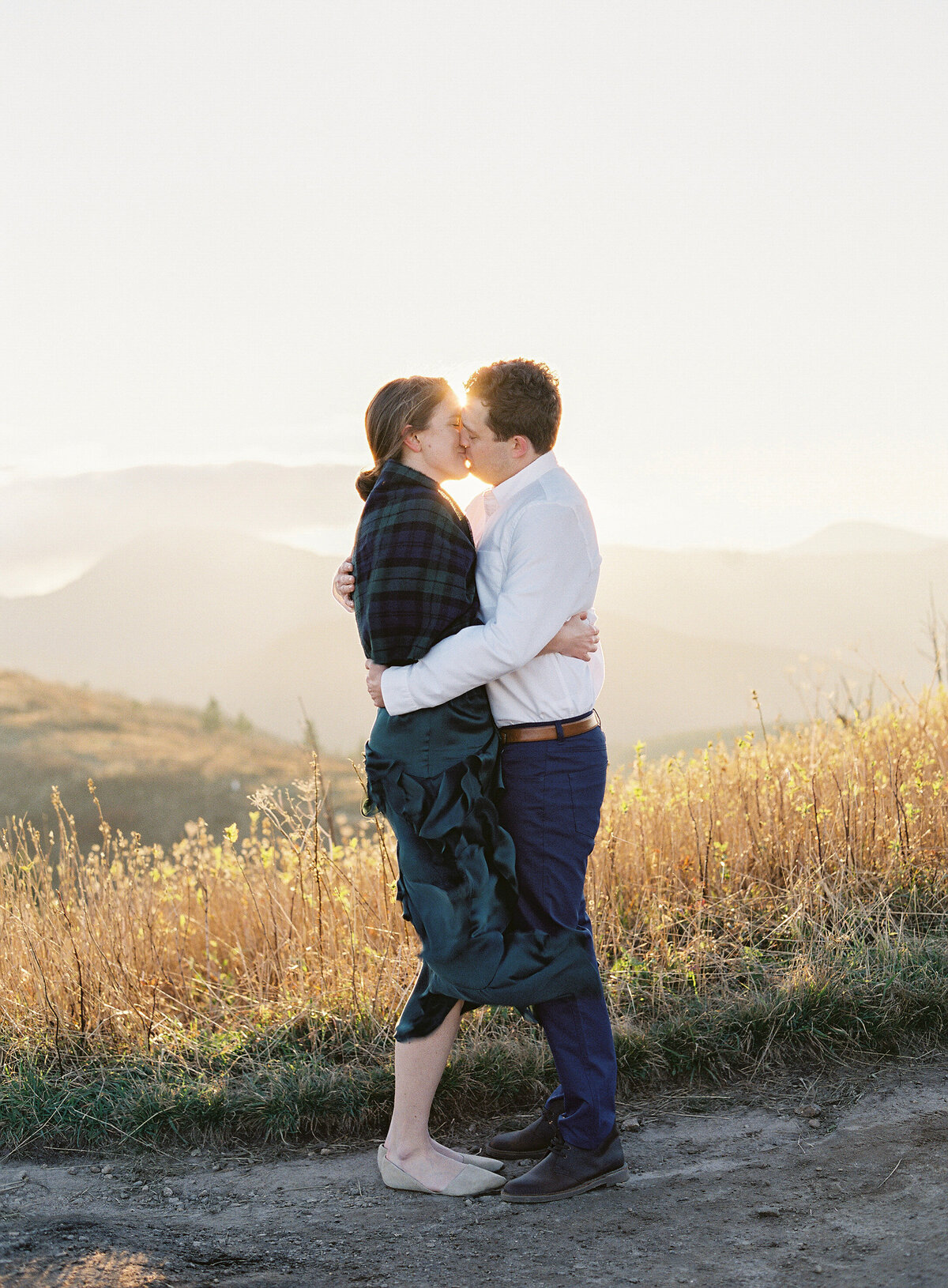 Asheville North Carolina Wedding Enagagement Photographer Blue Ridge Parkway Session-45