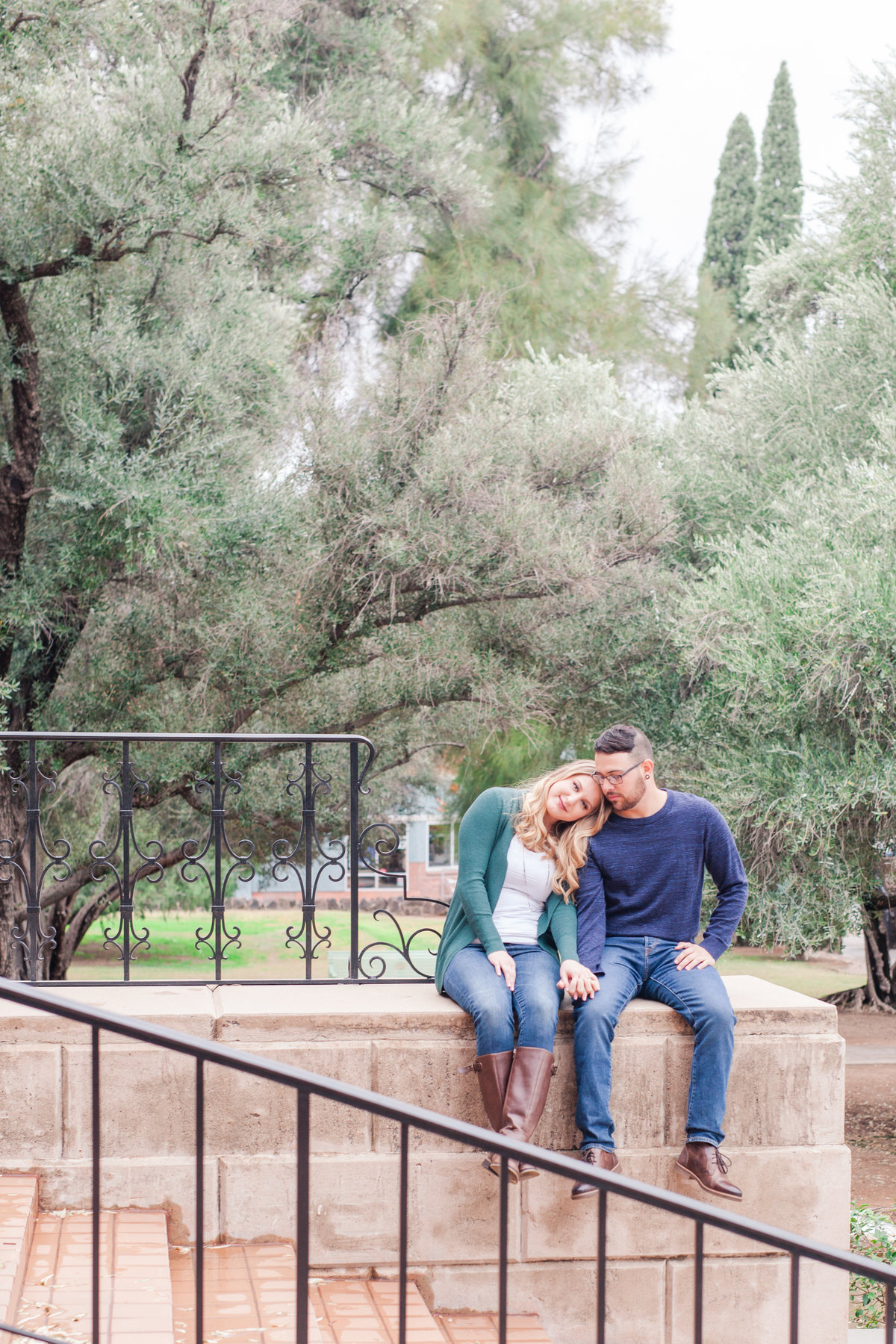 University of Arizona Engagement-5703