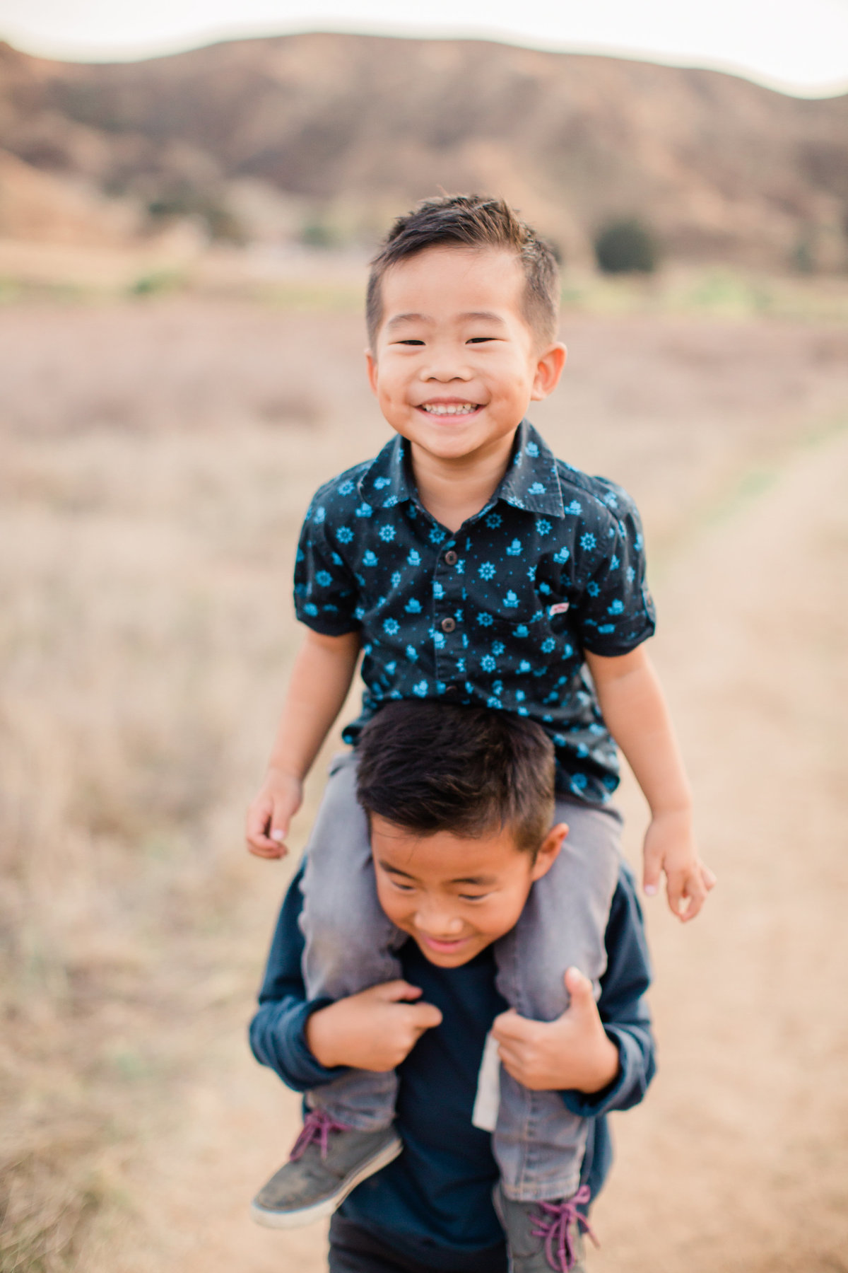 The Wong Family 2018 | Redlands Family Photographer | Katie Schoepflin Photography37