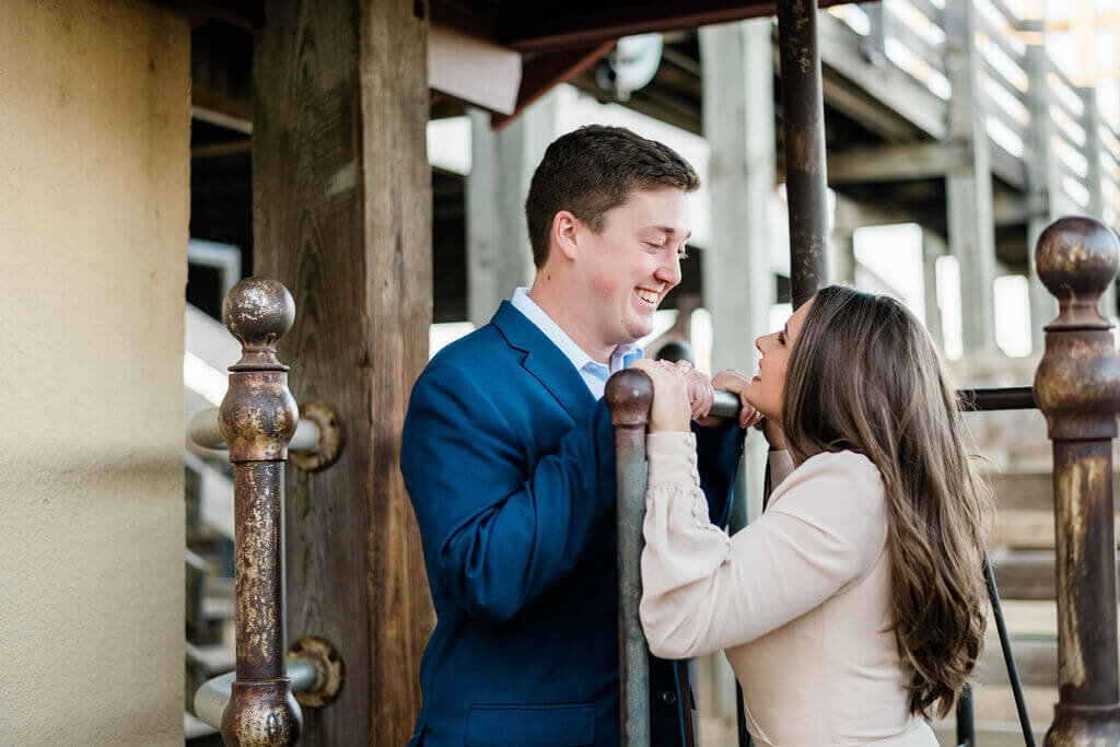 Dallas Texas Engagement Photographer